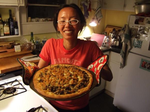 Okra Pie Served With A Smile- DSCF9971